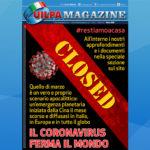 Sfoglia il magazine MARZO 2020 | Il Coronavirus ferma il mondo